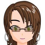 Eva-avatar-smile-brown-glasses