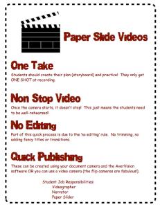 paper-slide-purpose